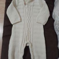 Macacão liiindo de tricot Baby Gap - 6 a 9 meses - Baby Gap