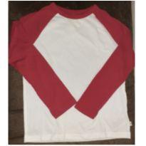 Blusa nova manga longa GAP, comprada nos EUA - 4 anos - GAP