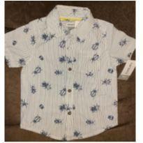 Camisa  Carter`s nova