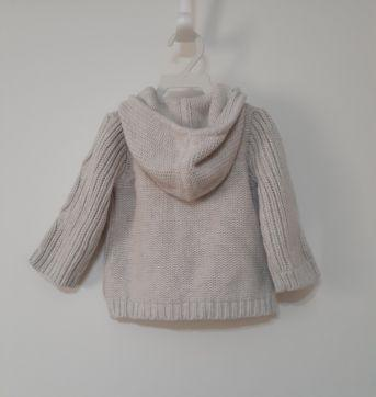 Casaco tricot Baby GAP - 9 a 12 meses - Baby Gap