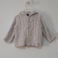 Casaco tricot Baby GAP