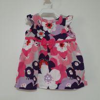vestido estampado Gymboree - 2 anos - Gymboree