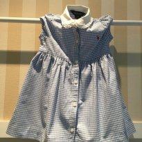 Vestido Ralph Lauren Xadrez - 2 anos - Ralph Lauren