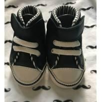 Tênis para bebê azul marinho - 14 - Teddy Boom