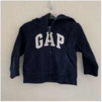 Moletom GAP - 9 a 12 meses - Baby Gap e carter`s, baby gap, zara