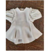 Blusa mangas princesa - 7 anos - Tyrol