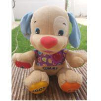 Cachorrinho pelúcia Fisher Price -  - Fisher Price