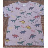 Camisetas dinossauros - 5 anos - Tex