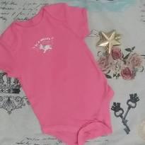 VENDIDO!!! Body Rosa unicórnio - 12 a 18 meses - Primark