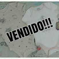 VENDIDO !!!! Body harry potter - 9 a 12 meses - Primark