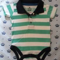 body hering - 0 a 3 meses - Hering Kids