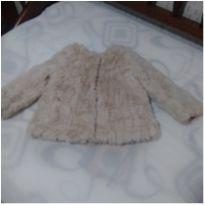 Casaco de pelinhos - 24 a 36 meses - Zara Baby