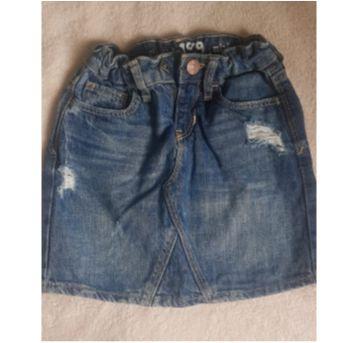 Saia Jeans Gap Kids - 6 anos - GAP