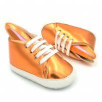 Tênis coelhinho laranja - 16 - Importado