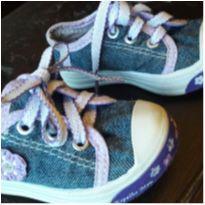 Tenis jeans bebe menina - 17 - Espelho Meu