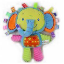 Pelúcia Elefantinho Colorido -  - Não informada ( Replica)