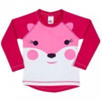 camiseta surfista raposinha toddler - 2 anos - Tip Top