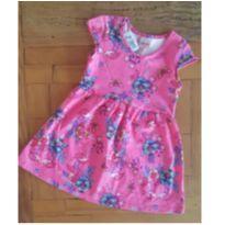 Vestido florido - 2 anos - Alenice