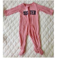 Macacão poá little sister - 9 meses - Carter`s e CARTERS/TIPTOP/ZARA