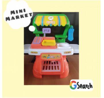 Mini Market - Sem faixa etaria - Calesita
