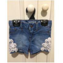 Short Jeans moderninho - 18 meses - Cat & Jack