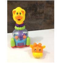 Brinquedo de Argolas -  - Não informada
