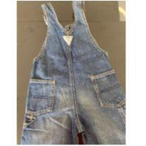 Macacão Jeans OSHKOSH- menino ou menina - 3 Toddler-pouquissímo uso - 3 anos - OshKosh