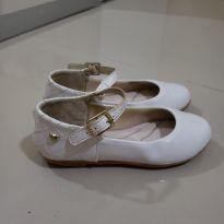 Sapato Pimpolho branco tam.27 - 27 - lulopé