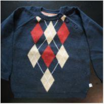 Tricot bebê - 9 a 12 meses - Teddy Boom