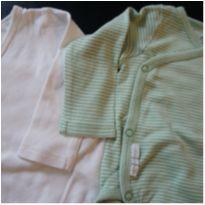 Kit body kimono - 0 a 3 meses - H&M