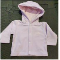 Casaco rosa candy - 3 a 6 meses - Mini & Kids