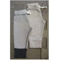Kit calças sem pezinho - 6 meses - Carter`s