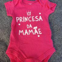 Body pink - 0 a 3 meses - Baby Club