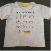 Camiseta - 1 ano - Milon