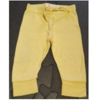 Calça amarela - 3 a 6 meses - Baby Club