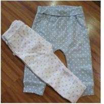 Kit calças de bolinhas - 6 a 9 meses - Teddy Boom