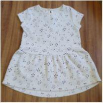 Vestido de florzinha zara - 9 a 12 meses - Zara e Zara Baby