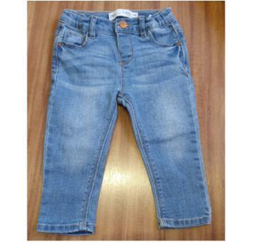 Calça jeans zara - 6 a 9 meses - Zara e Zara Baby