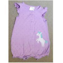 Romper unicornio - 9 meses - Carter`s e Child of Mine