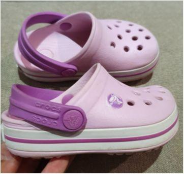 Crocs rosa claro - 19 - Crocs