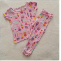 Pijama doces - 9 meses - Marca não registrada