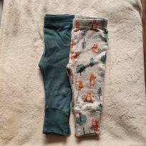 Kit calças floresta - 9 a 12 meses - Baby Way