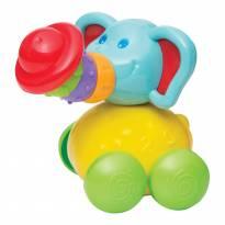 Chocalho articulado Elefante - Milla Baby -  - Milla