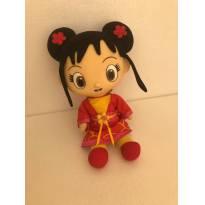 Boneca Japonesa Ninhao Kai Lan - Multibrink -  - Multibrink