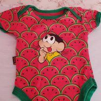 Body Magali Turma da Monica - 0 a 3 meses - Piticas