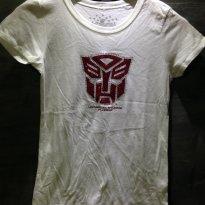 Camiseta tamanho L infantil - 12 anos - Universal Studios