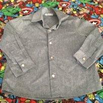 Camisa Tyrol tamanho 3 - 3 anos - Tyrol