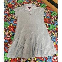Vestido polo Tommy Hilfiger tamanho M infantil - 8 anos - Tommy Hilfiger