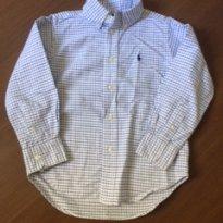 Camisa Ralph Lauren tamanho 4T - 4 anos - Ralph Lauren