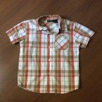 Camisa Calvin Klein tamanho 2 - 2 anos - Calvin Klein